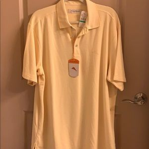New with tags Tommy Bahama Polo Shirt. Men's Large
